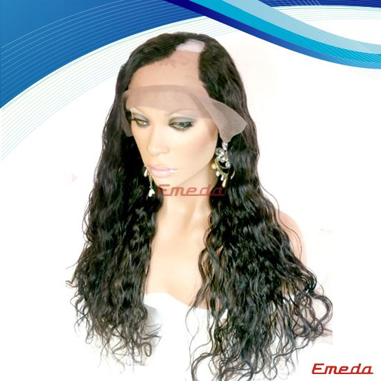 synthetic u part wig