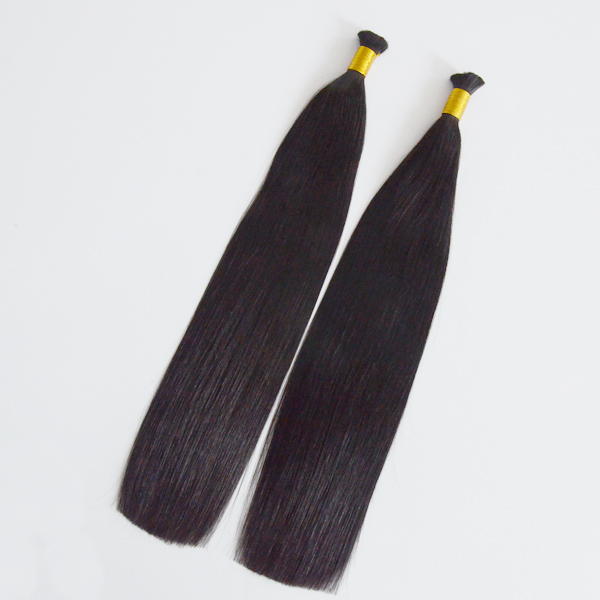 Factory supply hair extensions hair bulk JF004