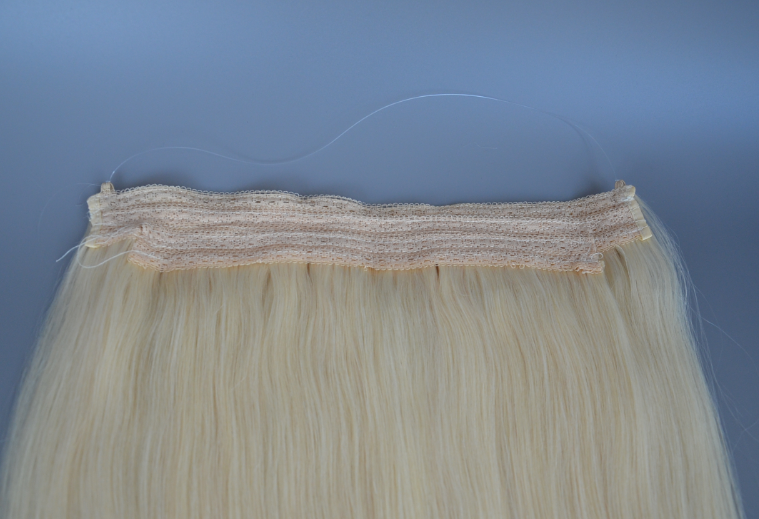 Halo hair extensions double drawn JF009