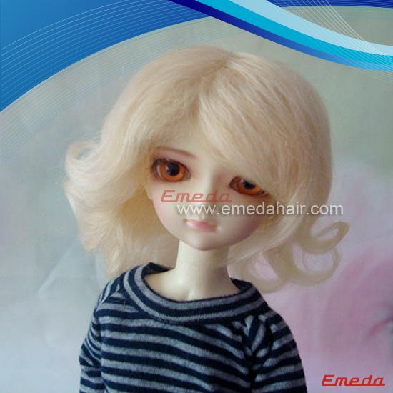 doll costume  wigs