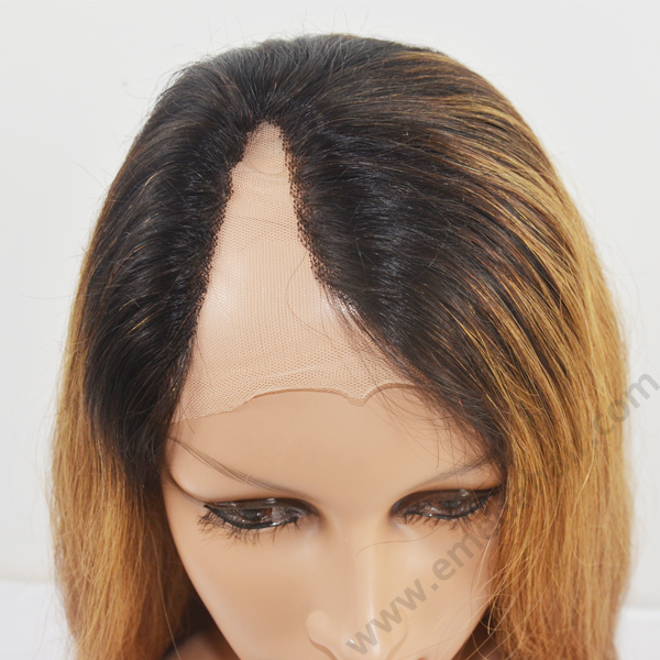Bob cut lace wig,kinky straight human hair u part wig,wig hair hn309