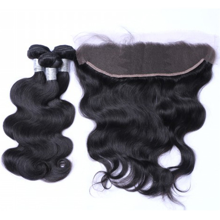 EMEDA china brazilian body wave swiss lace frontal closure suppliers QM044
