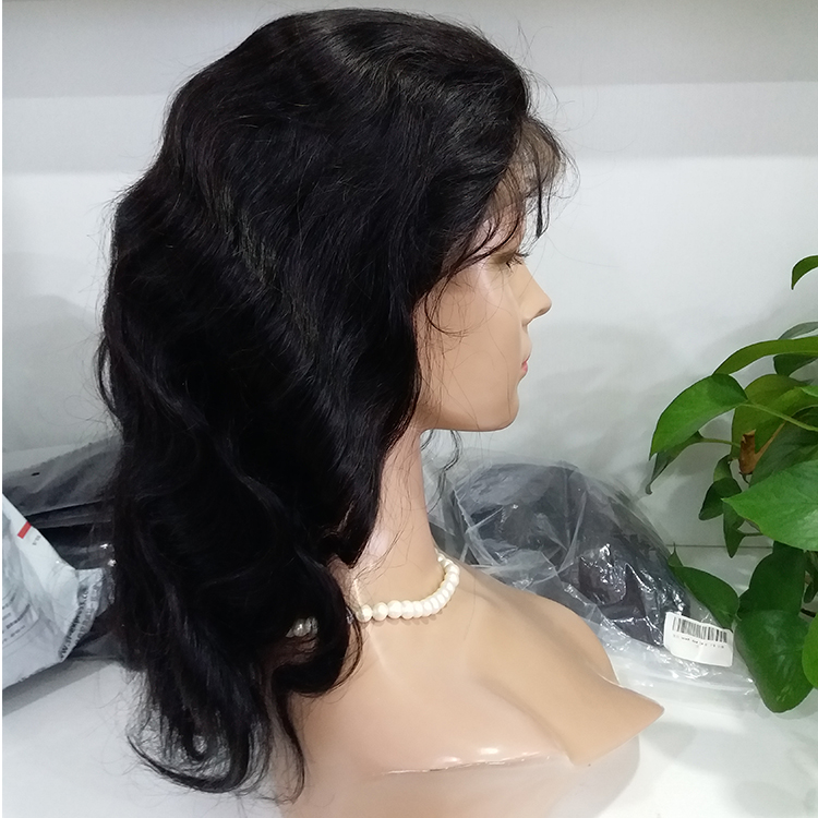 Body Wave Full Lace Wig Long Length WK008
