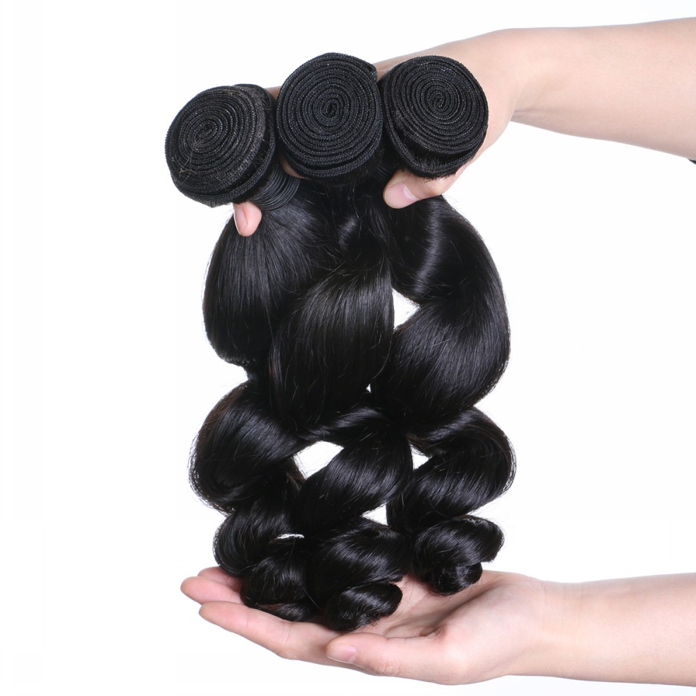 Wholesale Hair Vendors 100% Virgin hair weave high grade YL118