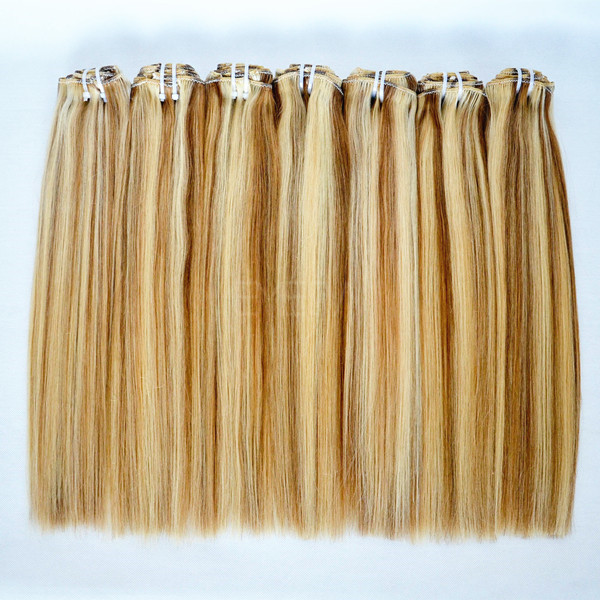 30 inch remy human hair weft lp160
