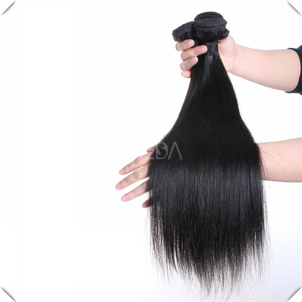 Cheap hot sale tangle free virgin remy hair extensions WJ037