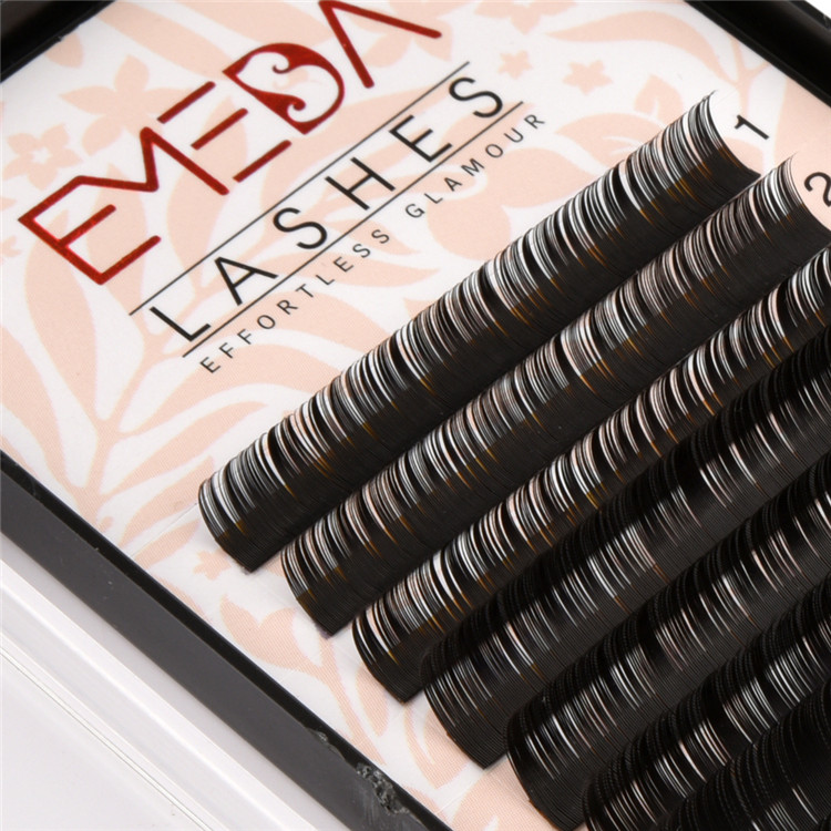 Eyelash Extension Supplies Wholesale Silk Lash Extension With Tweezers PY1