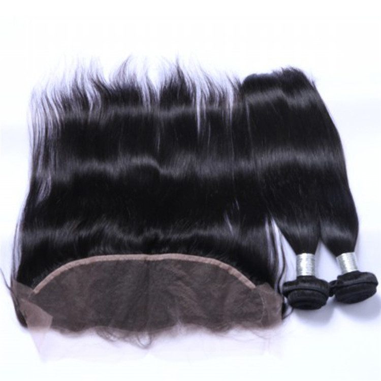 EMEDA wholesale China malaysian hair ear to ear lace frontal manufacturers QM045
