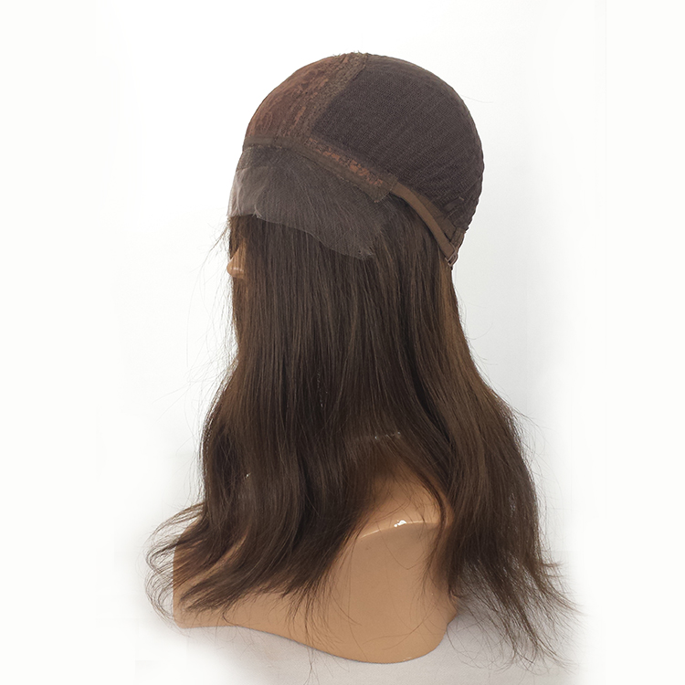 human hair full lace wigs store SJ00177