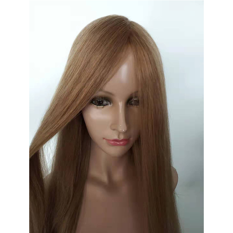 Human Hair Lace Swiss lace Wigs with Baby Hair Glueless Virgin  one donor Hair for Women YL345