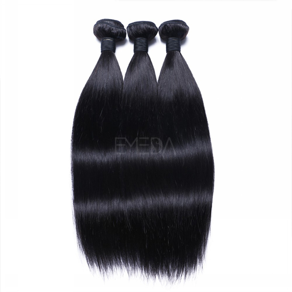 Black cheap best human hair weave CX058