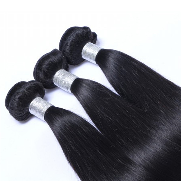 EMEDA peruvian straight hair 3 bundles for sale QM040
