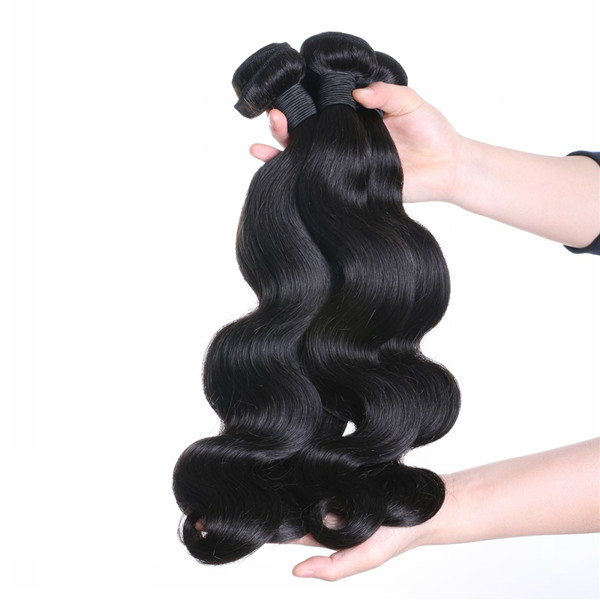 Grade 9A Human Hair Raw Indian Bundles Emeda Factory Supply On Sale Best Quality Weft  LM264