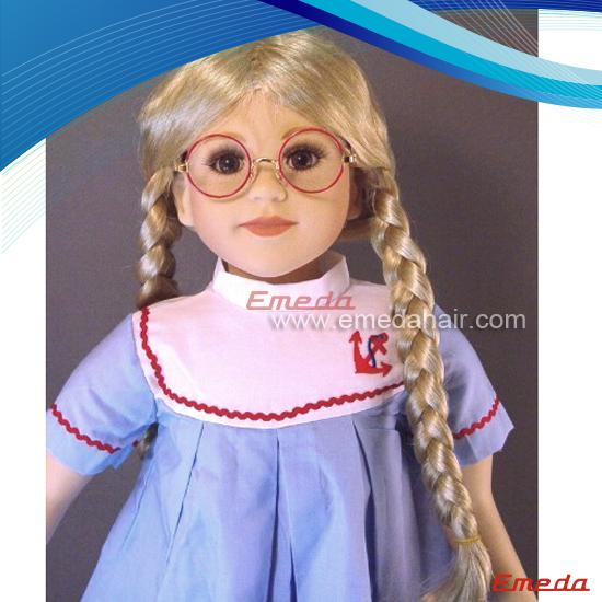 small doll wigs