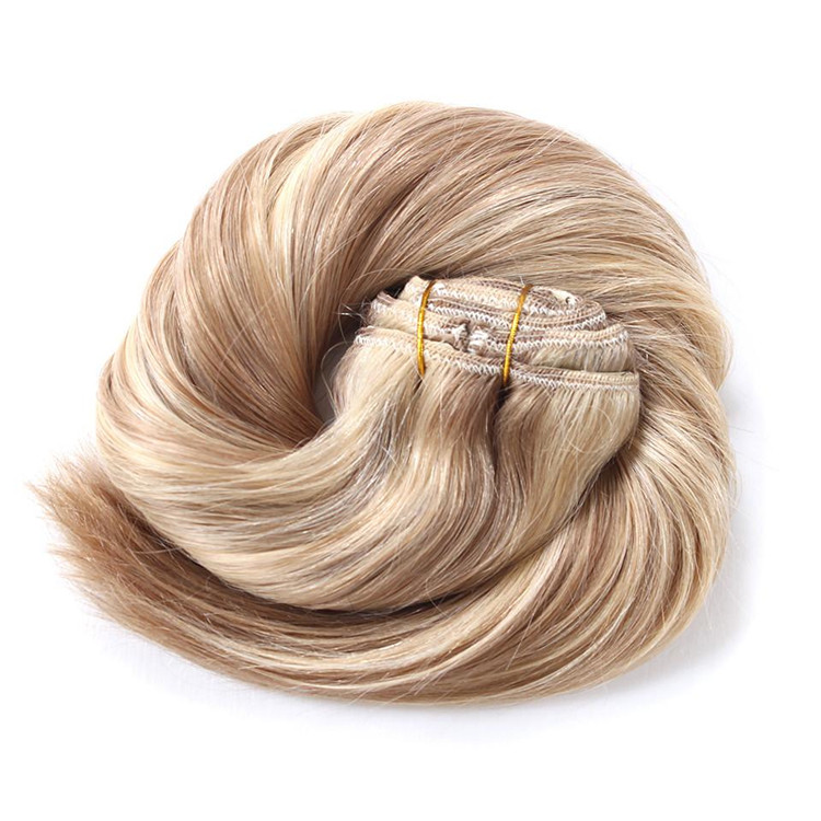 Best belle hair extensions 18-613 mixed color clip...</>