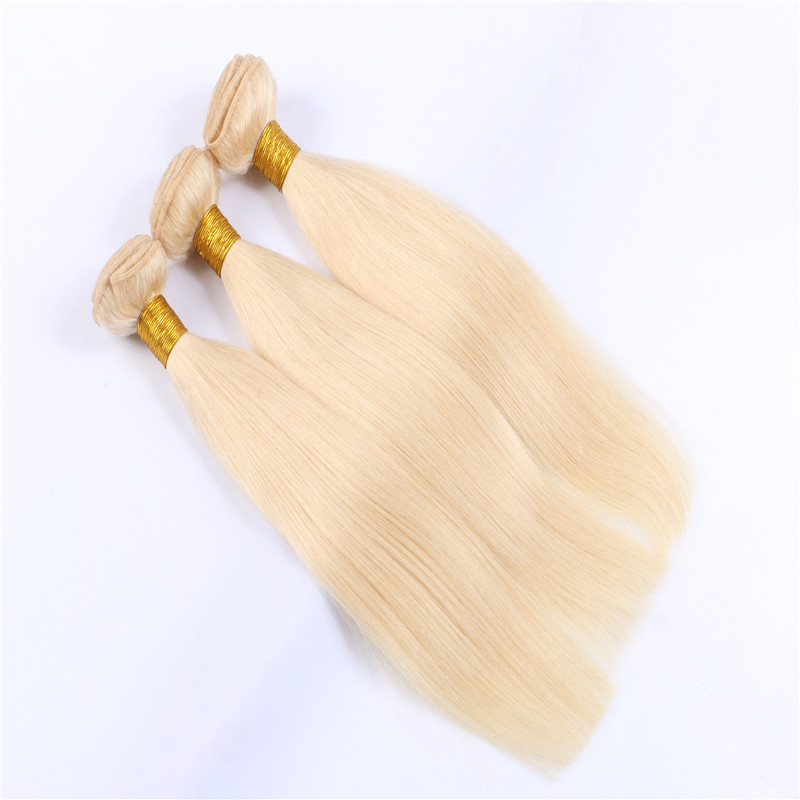 Blonde 613 Hair Bundle for Black Woman and White woman WK024