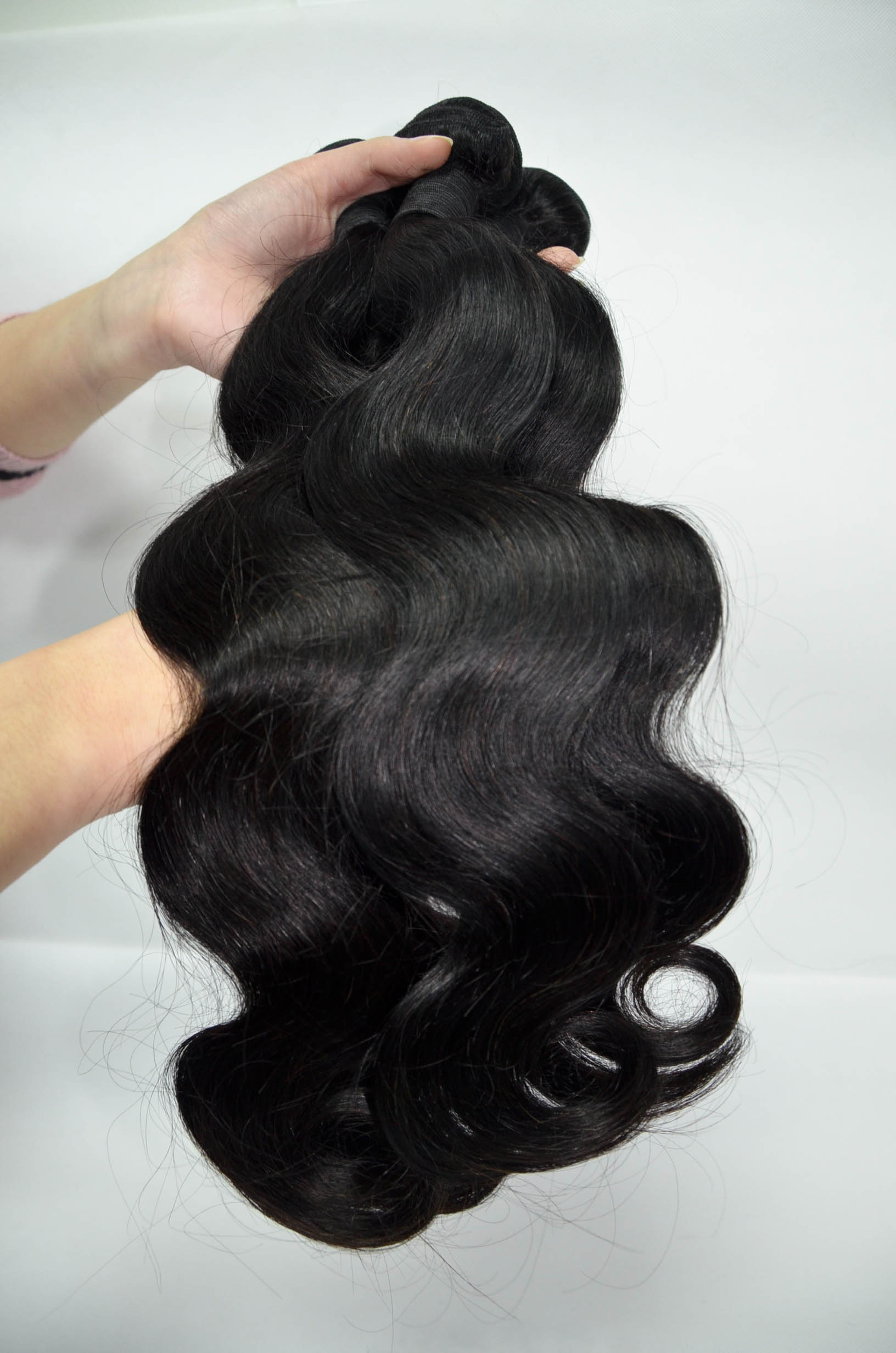 Factory supply Indian hair weave JF20