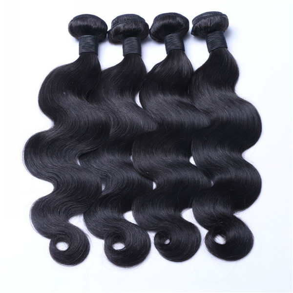 Remy Hair Indian Human Hot Sale Body Wave Unprocessed Hair Bundles  LM018