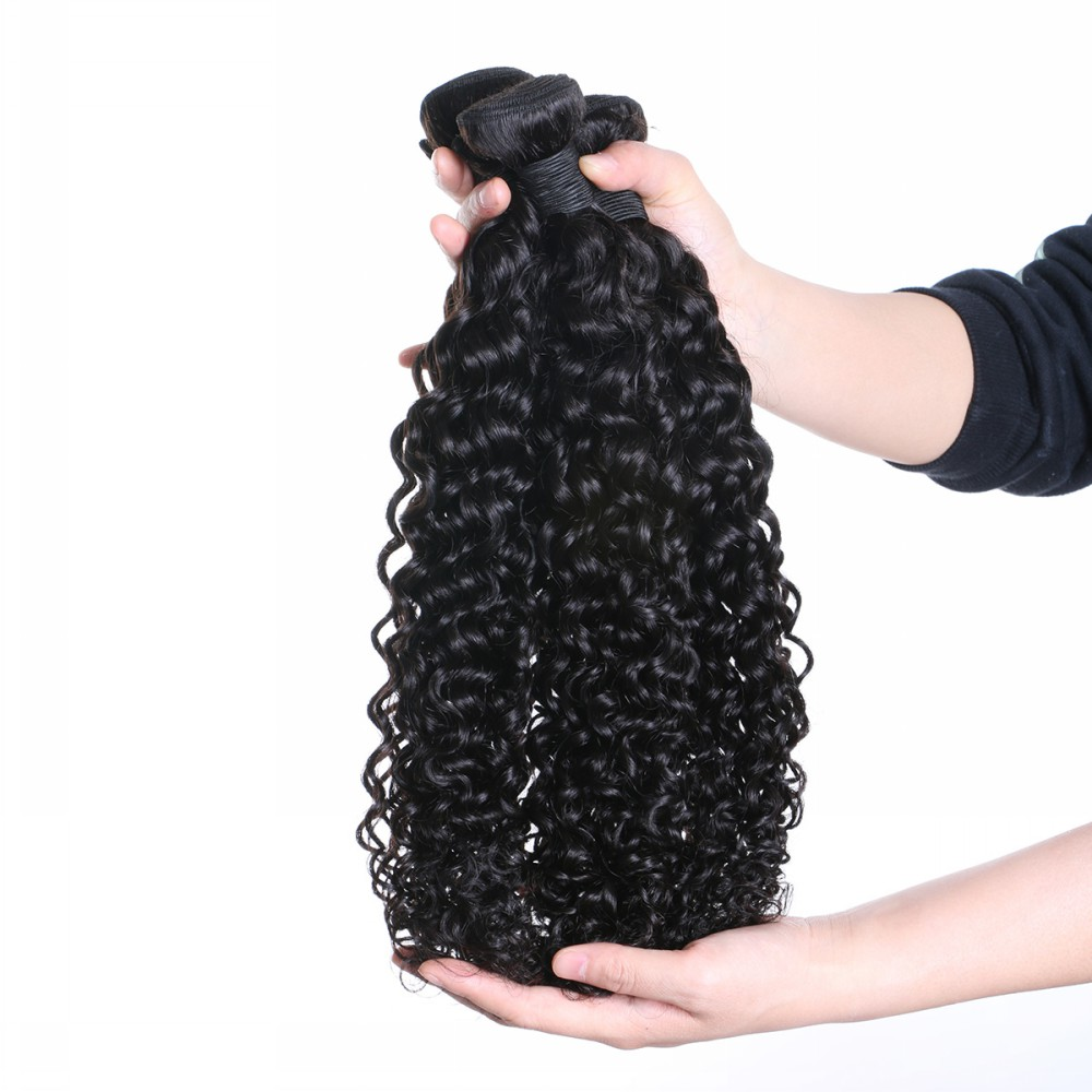 Hot Sale Afro Kinky Curl Human Hair Extension for Black Women YL203