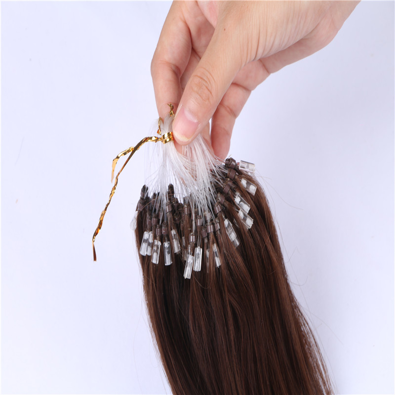 Wholesale Remy Hair Extensions Technological Micro Loop Hair Extensions WK101