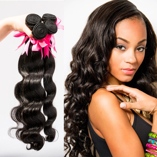100% tangle free celebrite love hair extensions YJ203